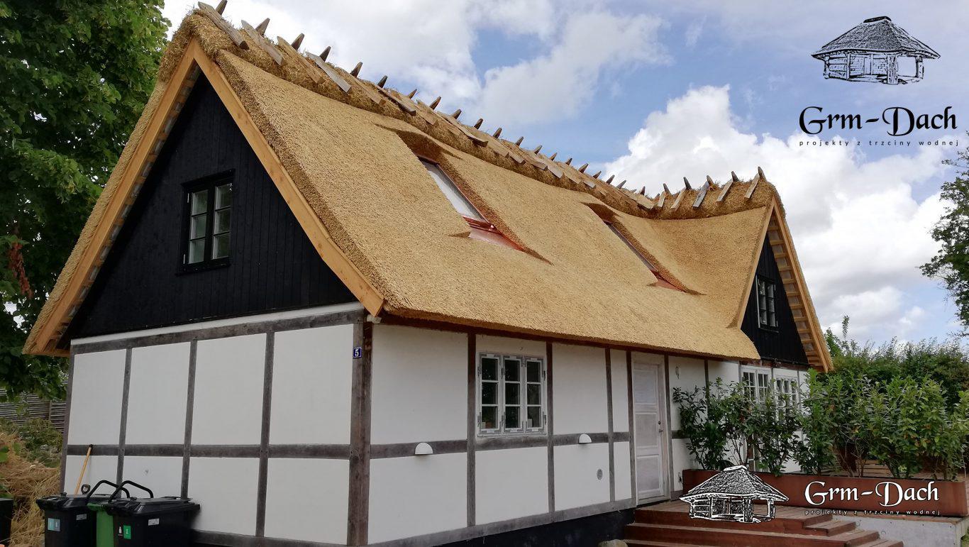 Ekologiczne i trwałe pokrycie dachowe.